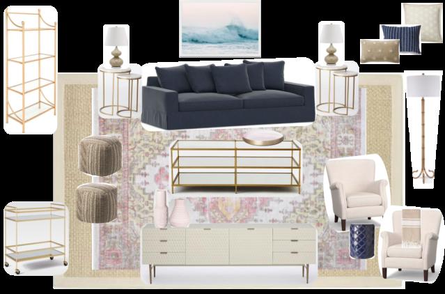 Danielle Living Room (Annabel's proposal)