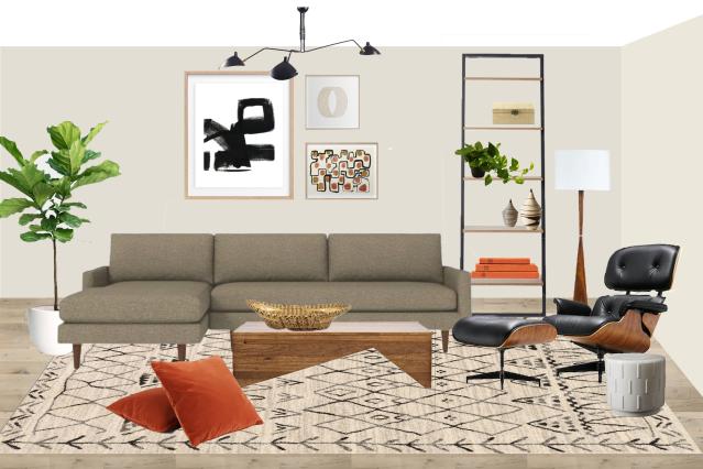 casualmodernistlivingroom
